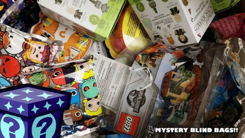 Mystery Blind Bags Opening #81