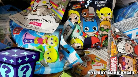 Rick & Morty, Num Noms & More - Mystery Blind Bags #80