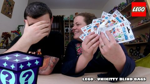 Unikitty Blind Bag Opening!