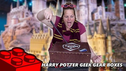 Harry Potter Geek Gear Boxes