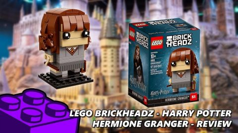Lego #41616 - Brickheadz Harry Potter - Hermione Granger - Review