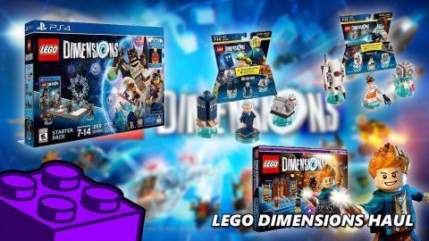 Lego Dimensions Haul