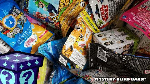 Mystery Blind Bags #91