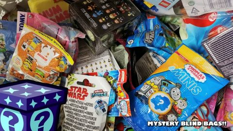 Mystery Blind Bags Opening #86