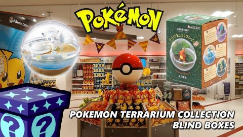 Pokemon Terrarium Collection Blind Boxes