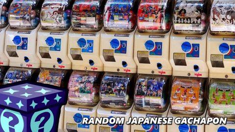 Random Japanese Gachapon