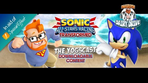 Sonic & All-Stars Racing Transformed - YogsCast DLC GP Tour - Emerald Cup