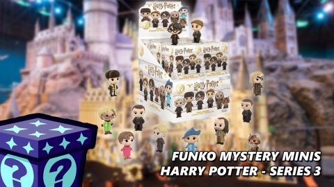 Harry Potter Funko Mystery Minis - Series 3 #2
