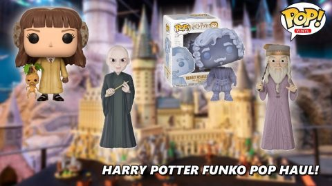 Harry Potter Rock Candy & Funko Pop Haul