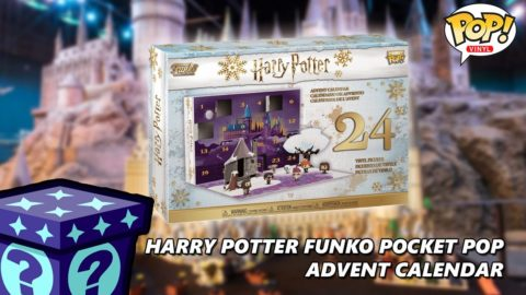 Harry Potter Funko Pocket Pop Advent Calendar - Day 18