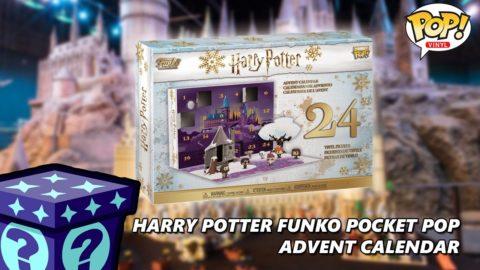 Harry Potter Funko Pocket Pop Advent Calendar - Day 18