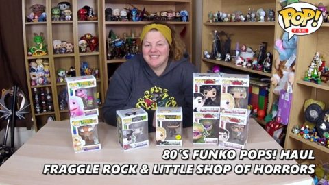 80s Classics (Fraggle Rock/Little Shop of Horrors) Funko Pop Haul!