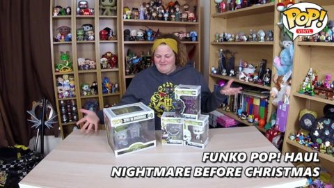 The Nightmare Before Christmas Funko Pop Haul!