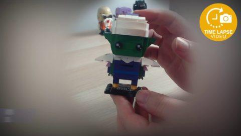 Decool CuteDoll Piccolo - Dragonball Z Timelapse (Lego Brickheadz Clone)