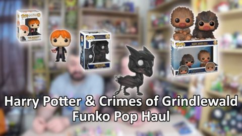 Harry Potter & Crimes Of Grindlewald - Funko Pop! Haul