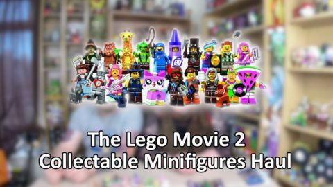 Lego Movie 2 Collectible Mini-figure Opening