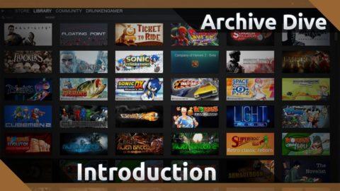 Archive Dive: Introduction