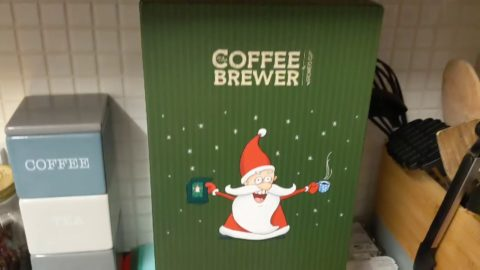 Coffee Brewer: Coffee Advent Calendar - Day 11