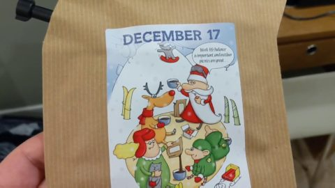 Coffee Brewer: Coffee Advent Calendar - Day 17
