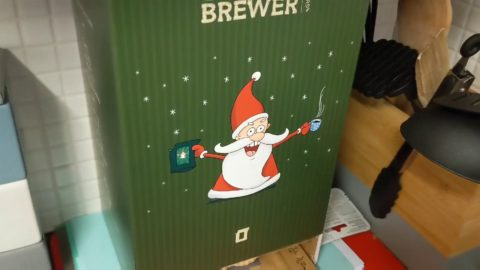 Coffee Brewer: Coffee Advent Calendar - Day 18