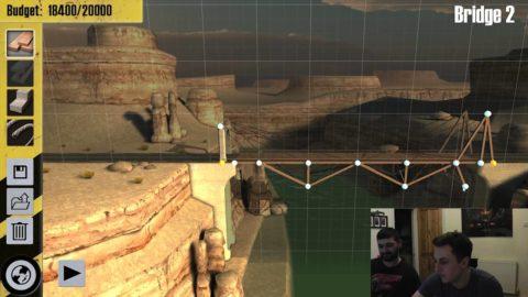 Drunken Gaming: Bridge Constructor #2