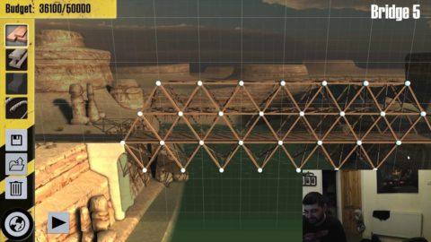 Drunken Gaming: Bridge Constructor #3