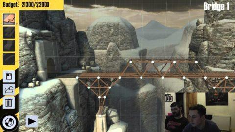Drunken Gaming: Bridge Constructor #5