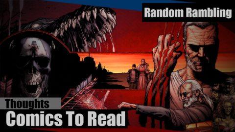 Random Ramblings on Comics you Should Read