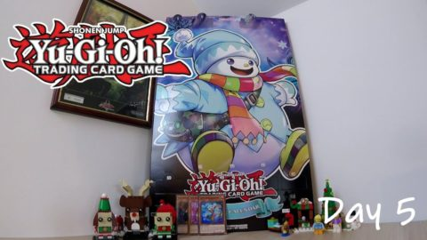 Yu-Gi-Oh! Trading Card Advent Calendar - Day 5