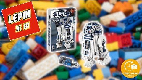 Lepin Star Plan #05043 UCS R2-D2 Timelapse (Lego #10266)