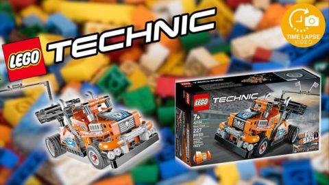 Lego #42104 Race Truck Timelapse (Technic)