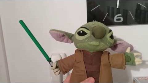 Finally Completing the Stitch Yoda Lightsaber Upgrade - My 3D Printing Journey